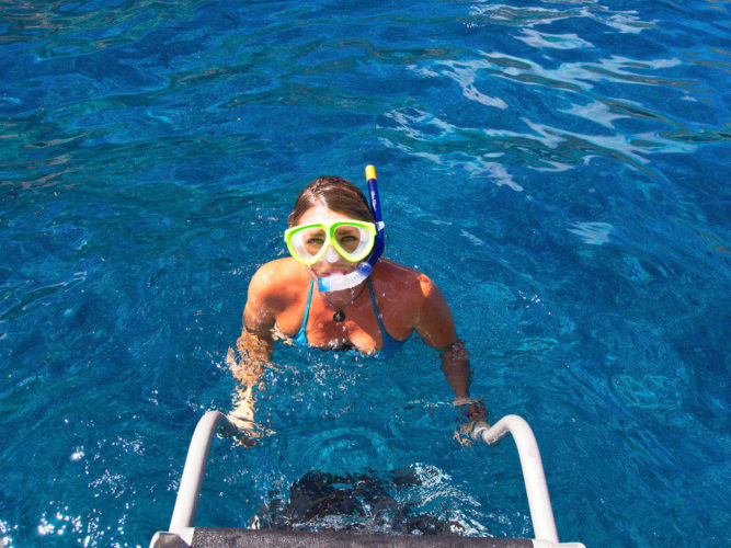 best date places in hawaii to snorkeling